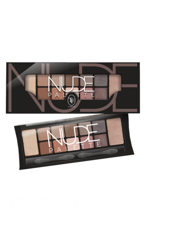 Палитра теней для век Nude Palette №3