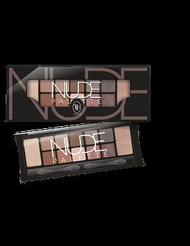 Палитра теней для век Nude Palette №1