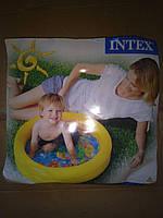 Бассейн детский круглый надувной Intex 59409
