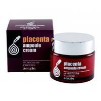 Крем для лица с плацентой Zenzia Placenta Ampoule Cream, 70мл