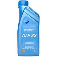 Трансмиссионное масло Aral Getriebeoel ATF 22 0,5л