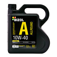 Моторное масло BIZOL Allround 10W-40 4л