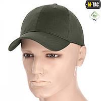 Бейсболка M-Tac Flex Рип-Стоп Army Olive, фото 1