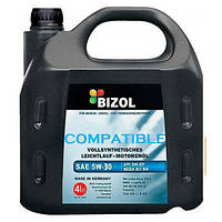 Моторное масло Bizol Compatible 5W-30 5л
