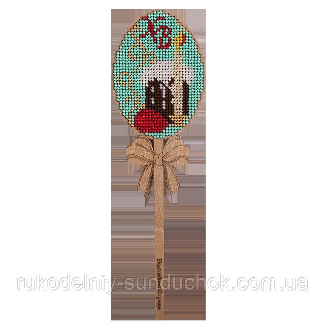 Набор для вышивания бисером по дереву FLK-038