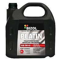 Моторное масло Bizol Platin 5W-40 4л