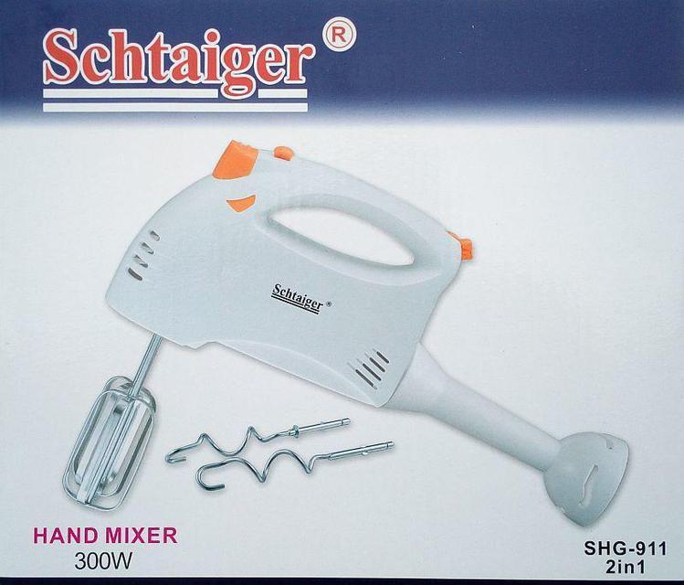 Миксер блендер 2 в 1 Schtaiger Shg-911