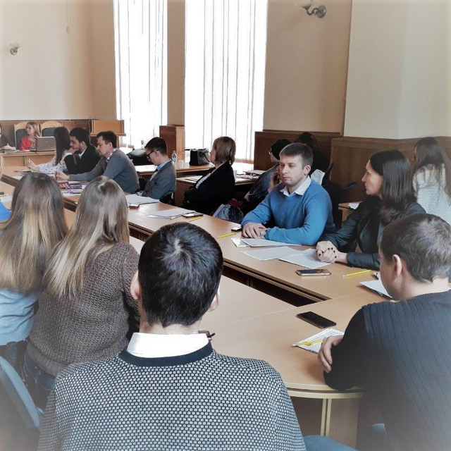 Наши адвокаты приняли участие в круглом столе «Судебная реформа процессуальный аспект».