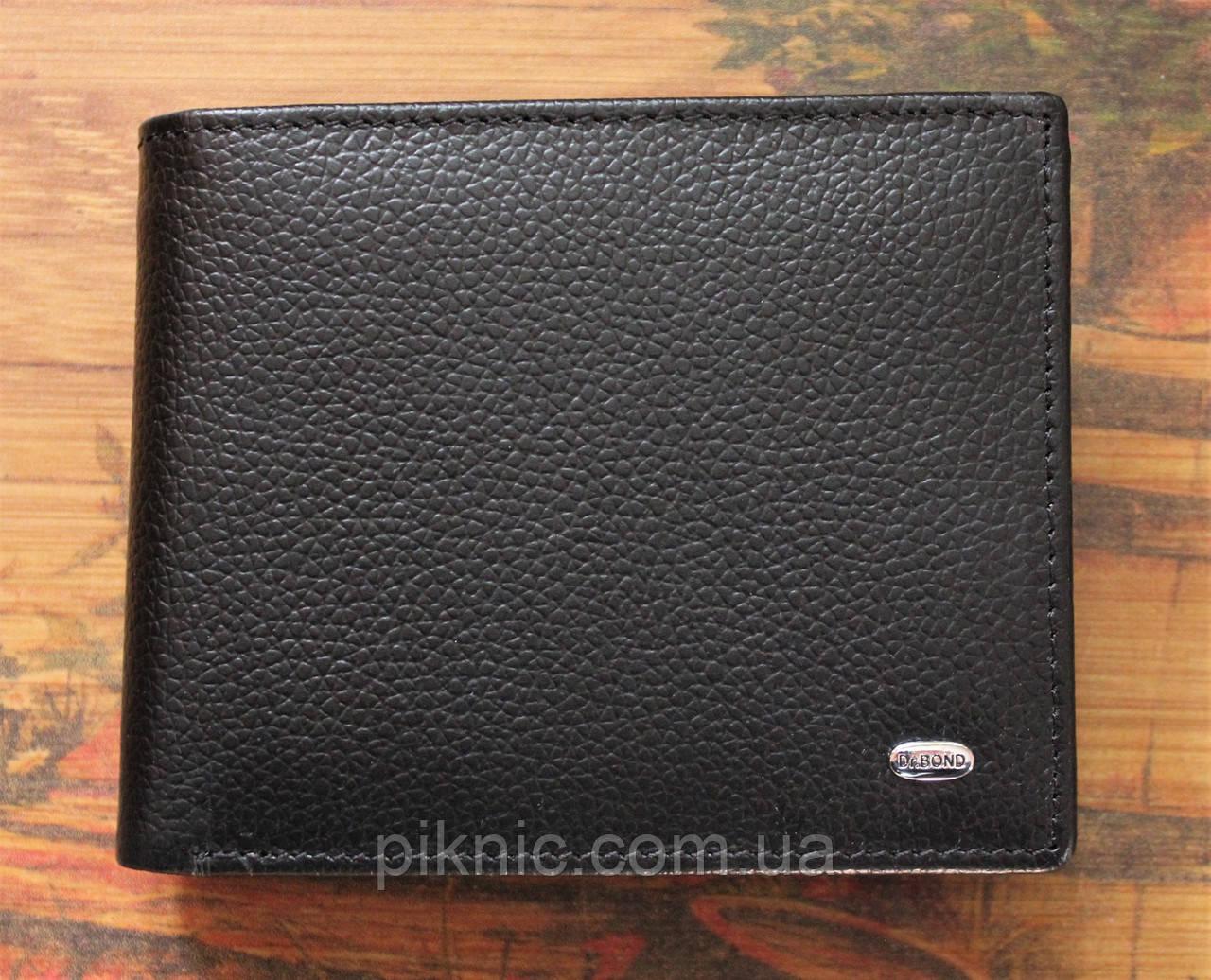 166f7761fc23 Кожаный мужской кошелек Dr Bond на магните, монетница. Портмоне из  натуральной кожи - интернет