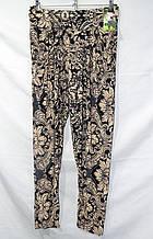 Штаны женские трикотажные стильные батальные, размер 50-56 купить оптом со склада 7км Одесса
