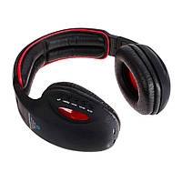 Наушники STN-05  Bluetooth + MP3 + FM радио (чистый звук)