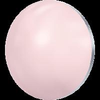 Полужемчуг клеевой горячей фиксации (HOTFIX) 2080/4 Crystal Rosaline Pearl