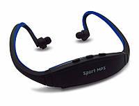 Беспроводные наушники Sport MP3 плеер + FM