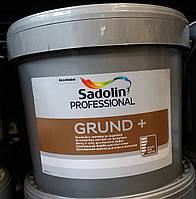 Грунт-краска Grund+ Sadolin, 10л
