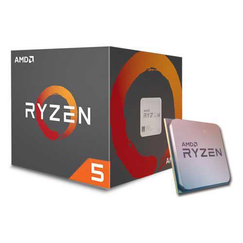 Процессор AMD Ryzen 5 1400 (YD1400BBAEBOX) 3.2GHz Socket AM4 BOX Б/У