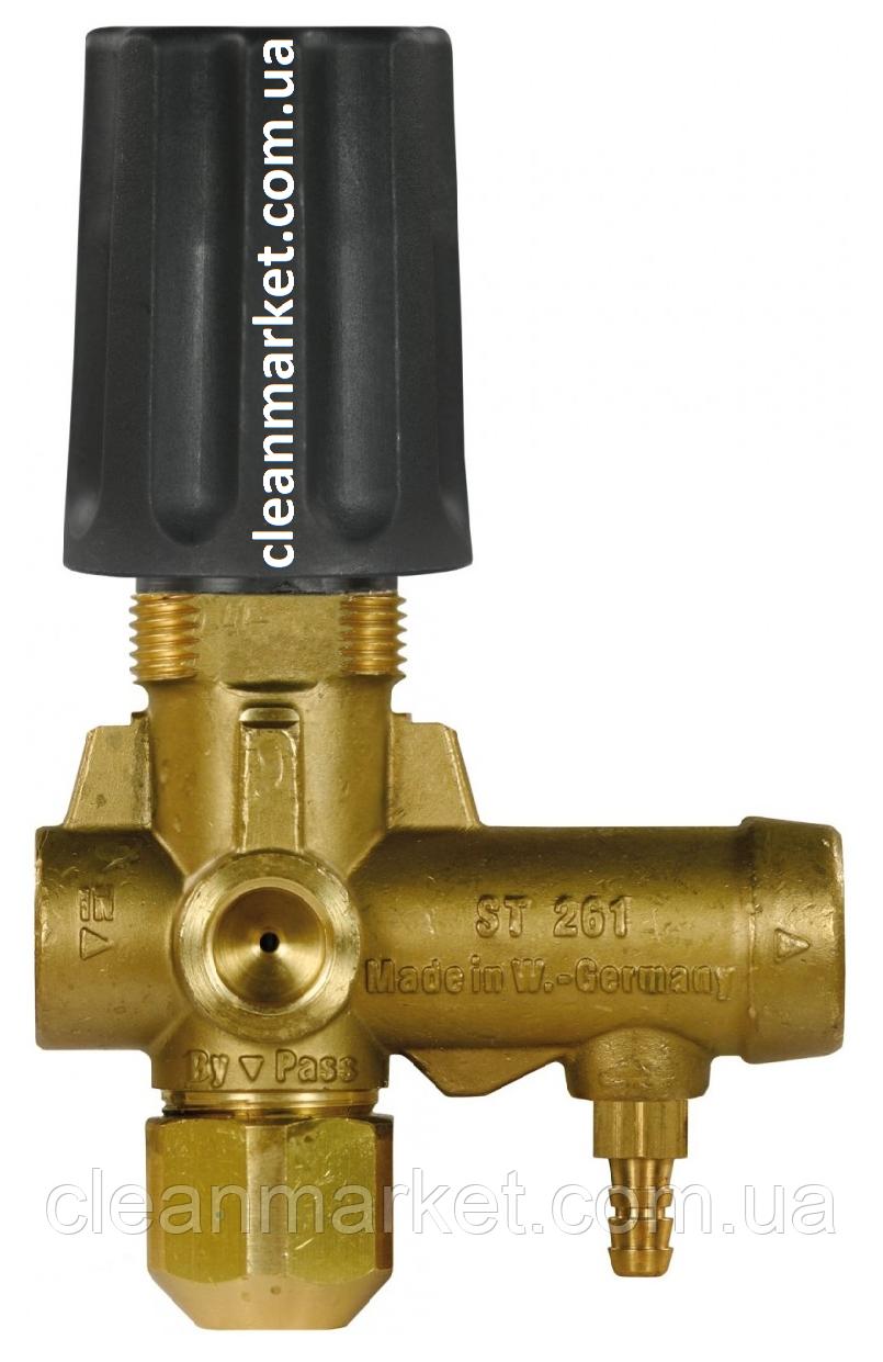 Разгрузочный байпасный клапан ST-261 с инжектором химии 1.8
