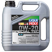 Моторное масло Liqui Moly SPECIAL TEC АА 0W-20 4л