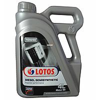 Моторное масло Lotos Diesel Semisyntetic CF 10W-40 1л