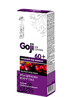 Крем для шкіри навколо очей проти зморшок 60+ 15мл Dr.Sante Goji Age Control