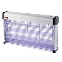 Пастка для комарів та мух DELUX AKL-40 3х20Вт G13 Делюкс, ультрафіолетова, знищувач комарів