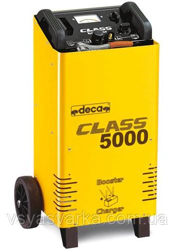 Пуско-зарядний пристрій Class Booster 5000Е 12/24 В Deca