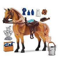 Лошадь для куклы Sunny Days Entertainment Blue Ribbon Champions Deluxe Horse: Quarter Horse Toy