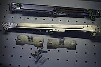 Доводчик на шкаф купе металл 50кг