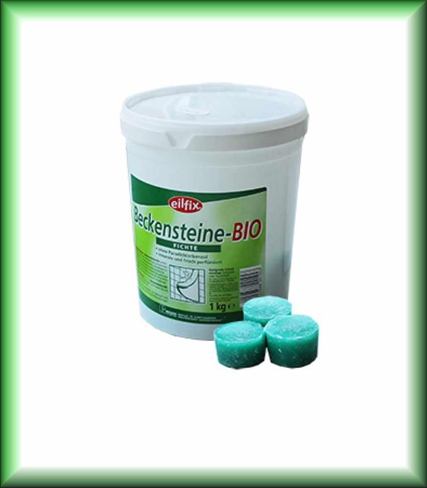 Таблетки ароматизированные для писсуаров BIO 316 1кг