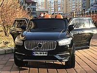 Детский электромобиль джип Volvo XC90. Подсветка днища, багажник под капотом, усиленный аккумулятор 12V 12Ah.