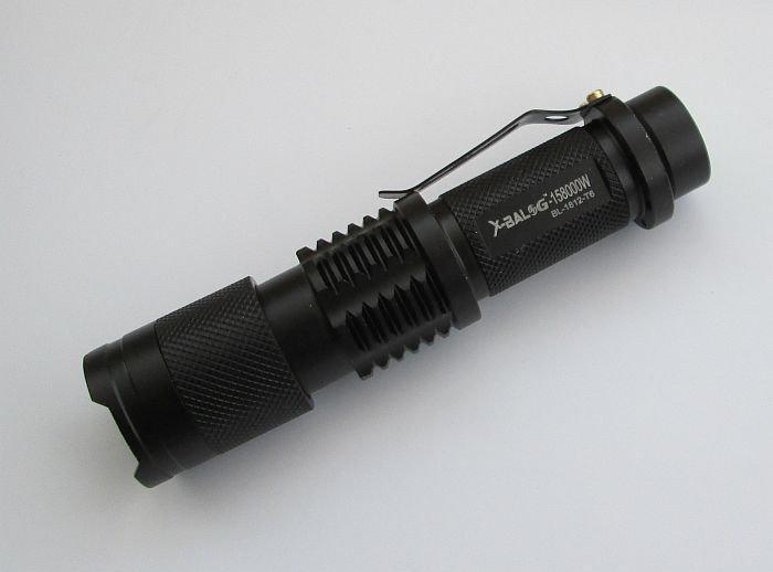 Фонарик BL-1812-T6,158000W