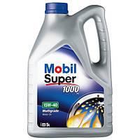 Моторное масло Mobil Super 1000 15W-40 4л