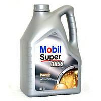 Моторное масло Mobil Super 3000 5W-40 1л