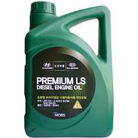 Моторное масло Mobis Premium LS Diesel 5W-30 4л
