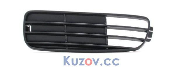 Решетка в бампере Audi 80 B4 (91-94) седан, левая (FPS)