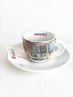 Фарфоровая чашка с блюдцем Varanini Еспрессо 50 мл