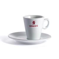 Фарфоровая чашка с блюдцем Varanini Еспрессо 70 мл
