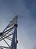 Мачта алюминиевая 660Ф  -  высота 33 метра