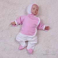 Ясельный набор Малыш (розовый)