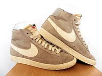 Кроссовки Nike Blazer 100% Оригинал р-р 42 (26,5см)  (б/у,сток) адидас мужские найк adidas reebok пума блазер