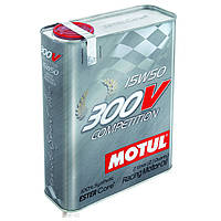 Моторное масло Motul 300V Competition 15W-50 5л