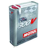 Моторное масло Motul 300V Sprint 0W-15 2л