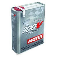 Моторное масло Motul 300V Trophy 0W-40 2л