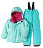 Зимний комбинезон Iceburg для девочки от 4 до 7 лет