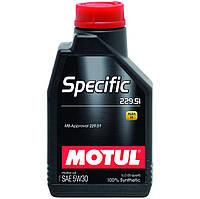 Моторное масло Motul Specific MB 229.51 5W-30 1л