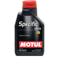 Моторное масло Motul Specific MB 229.52 5W-30 1л