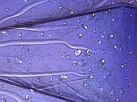 Женский зонт с 3D рисунком Капли дождя ( сирень)