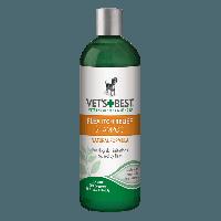 Vet's Best Flea Itch Relief Shampoo Успокаивающий шампунь от укусов блох 470 мл
