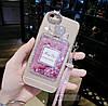 """HONOR 7i чехол накладка бампер противоударный со стразами камнями TPU  для телефона """" MISS DIOR """" , фото 3"""