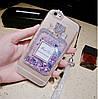 "Huawei HONOR V8 чехол накладка бампер противоударный со стразами камнями TPU  для телефона "" MISS DIOR "" , фото 4"