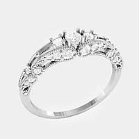 Кольцо серебряное Изысканность КБ-1511